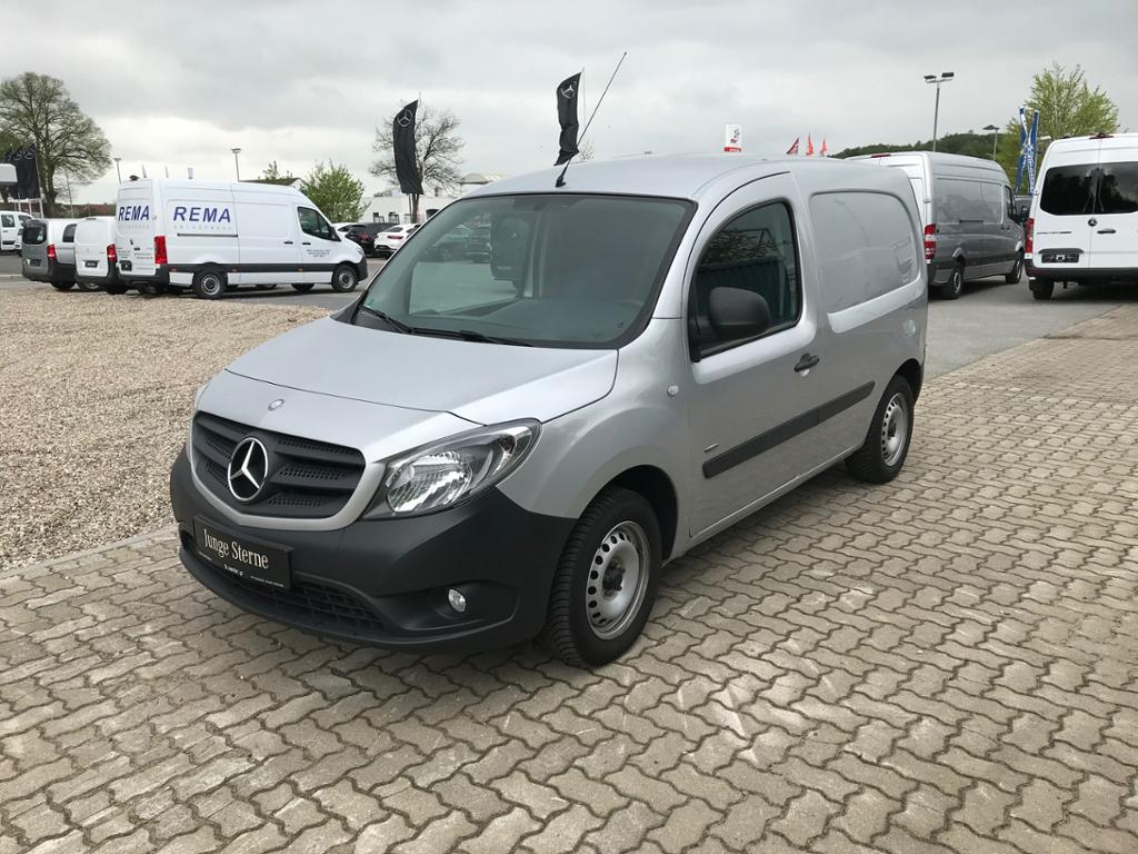 Mercedes-Benz Citan 109 CDI/Kasten/lang/Radio/Klima, Jahr 2016, Diesel