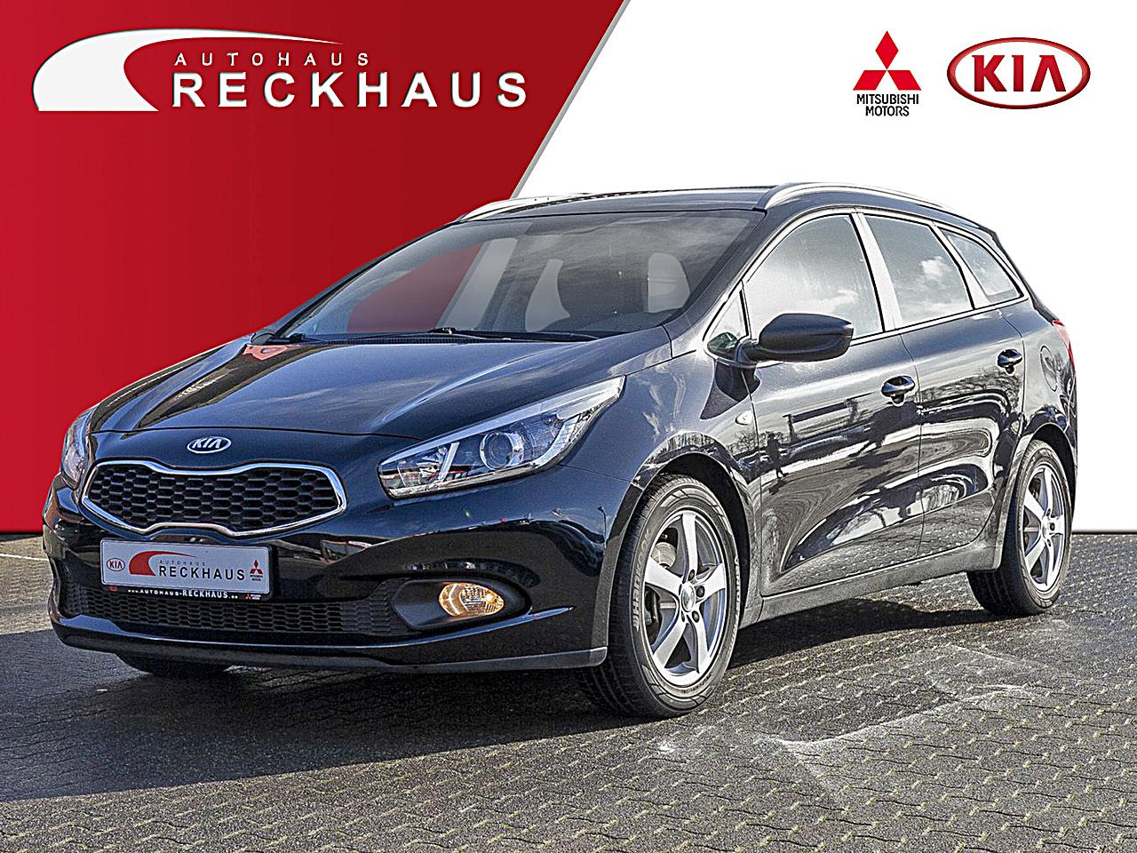 Kia Ceed 1.4 Sportswagon Edition 7 Klima, Jahr 2012, Benzin