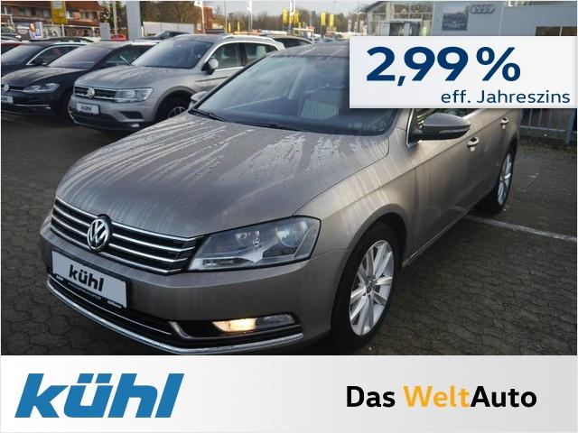 Volkswagen Passat 1.4 TSI BMT Highline Schiebedach Klima, Jahr 2014, petrol