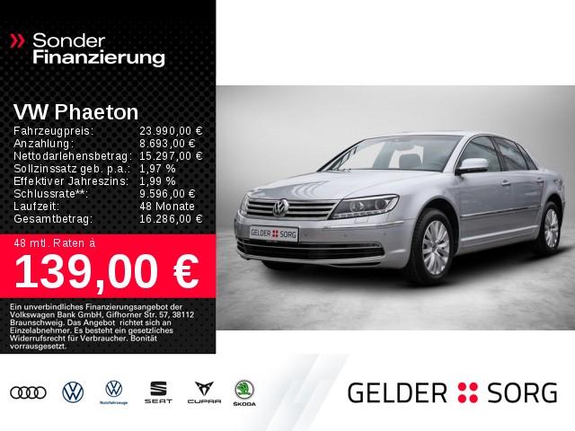 Volkswagen Phaeton V6 TDI *Dyn*Schiebedach*DAB*Navi*, Jahr 2015, Diesel