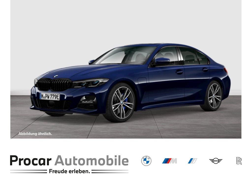 BMW 330e M Sport AHK DA Prof. PA Glasd. H/K HuD LCP, Jahr 2021, Hybrid