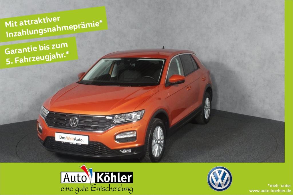 Volkswagen T-Roc TDi AppConnect /Navi /ParkPilot LED Bremsa, Jahr 2018, Diesel
