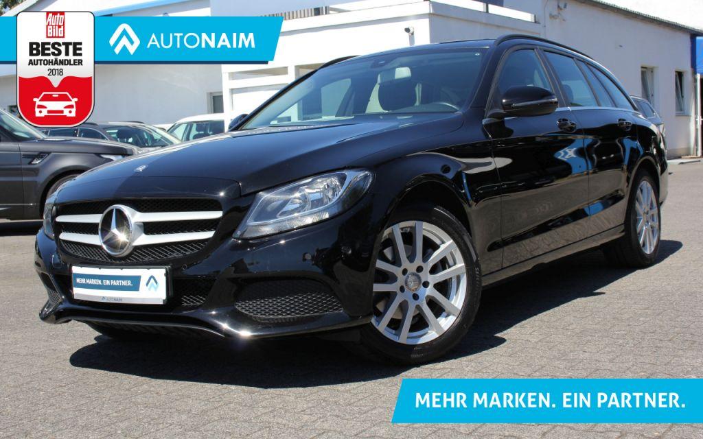 Mercedes-Benz C 200 (BlueTEC) d T |AHK|NAVI|17 ZOLL ALU|, Jahr 2016, Diesel