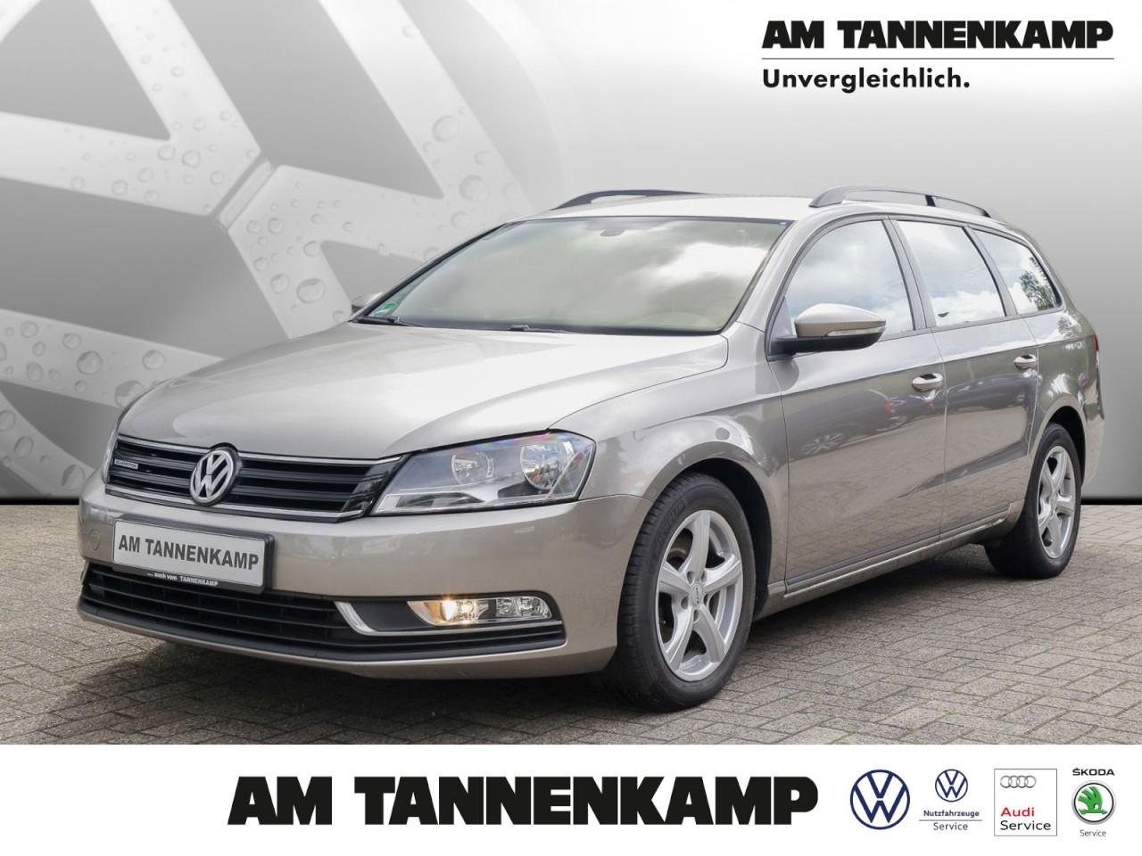 Volkswagen Passat Variant 1.6 TDI AHK, Standh., Klima, Jahr 2013, Diesel