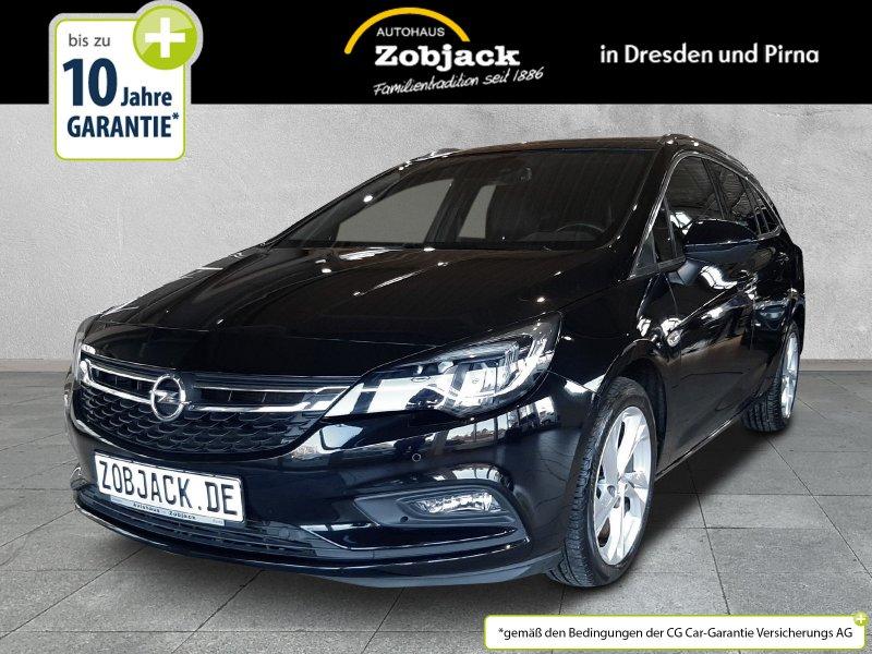 Opel Astra-K ST Dynamic 1.4T Navi,Kamera,LED, Jahr 2017, Benzin