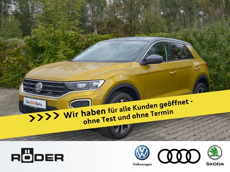 Volkswagen T-ROC Style 1.5 TSI DSG Navi LED ACC Parklenk 3, Jahr 2020, Benzin
