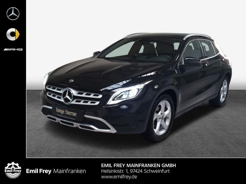 Mercedes-Benz GLA 200 Urban+LED+Navi+Media-Disp+Park+Shz, Jahr 2017, Benzin