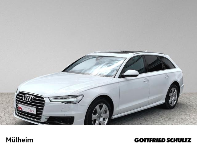 Audi A6 Avant 3.0 TDI quattro S-tronic PANO HEAD-UP AHK BOSE LED NAVI, Jahr 2016, Diesel