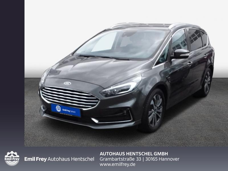 Ford S-Max 2.0 EcoBlue Aut. TITANIUM, Jahr 2020, Diesel