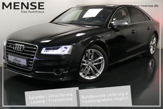 Audi S8 4.0TFSI quattro tiptronic Pano STHZG HUD AHK, Jahr 2016, Benzin