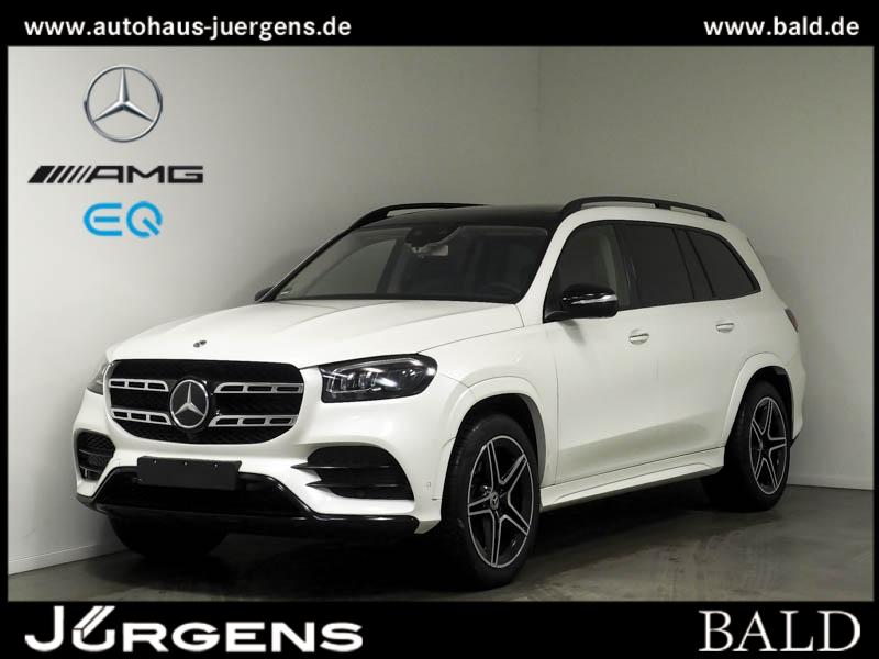 Mercedes-Benz GLS 350 d 4M AMG-Sport/Pano/Memo/360/Night/Airm, Jahr 2019, Diesel