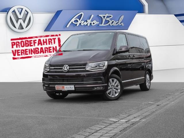 Volkswagen Multivan Highline 2.0 TDI 4Motion DSG Navi LED ACC, Jahr 2017, Diesel