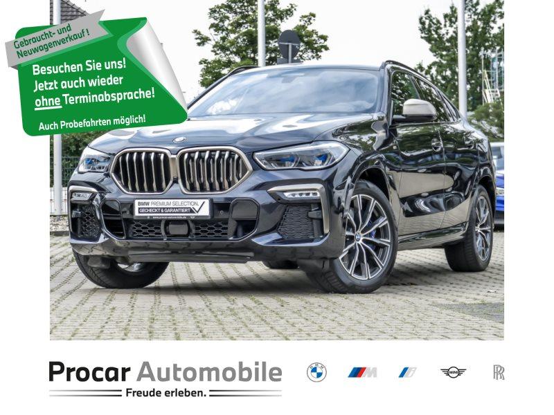 BMW X6 M50d HUD PANO DA PROF AHK LASER SOFT CLOSE, Jahr 2020, Diesel
