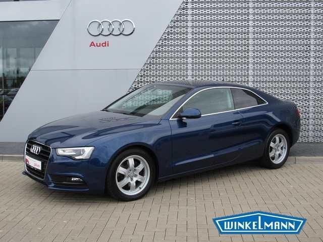 Audi A5 Coupé 2.0 TDI 6-Gang Navi, Xenon, Bang & Olufsen, Jahr 2012, Diesel