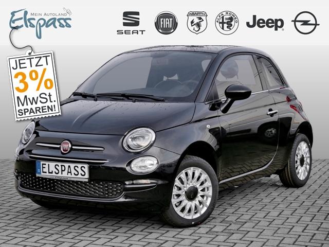 Fiat 500 Lounge 4J.GARANTIE KLIMA ALU 7''TOUCH, Jahr 2019, Benzin