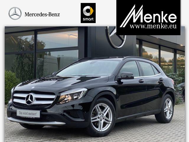 Mercedes-Benz GLA 220 CDI Style,EUR6,PDC, Jahr 2016, Diesel