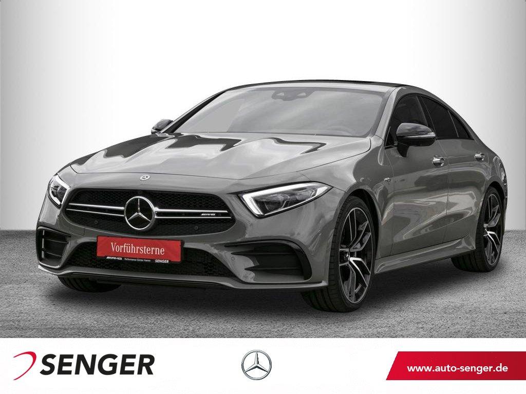 Mercedes-Benz CLS 53 AMG 4M+ *SHD*Sonderlack classicgrau uni*, Jahr 2021, Benzin