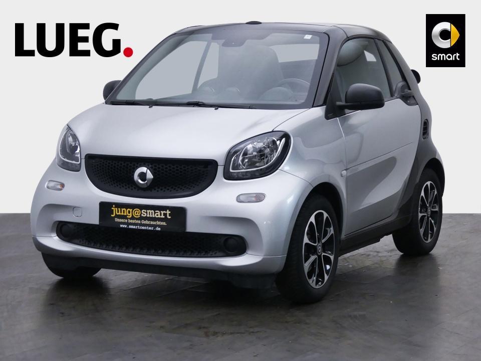 smart fortwo cabrio 52kW (71 PS) passion Cool u. Audio, Jahr 2017, Benzin