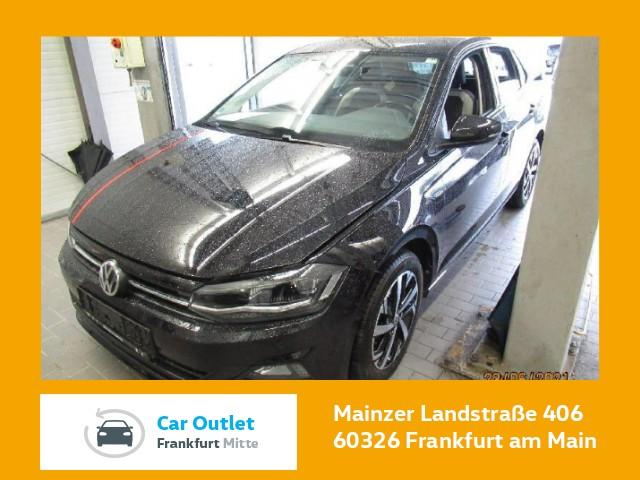Volkswagen Polo 1.0 TSI beats Navi ACC FrontAssist POLO 1.0 BMT COMFO 85 M6F, Jahr 2018, Benzin