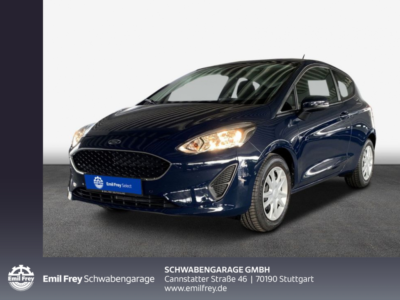 Ford Fiesta 1.1 S&S Navi Park-Assistent Klimaautomatik, Jahr 2017, Benzin