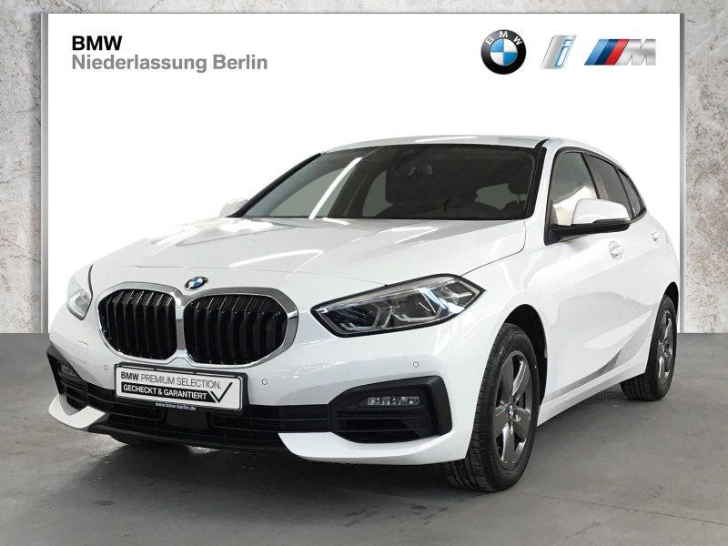 BMW 118i EU6d-Temp LED Lenkradheiz. Sitzheiz. PDC, Jahr 2019, Benzin