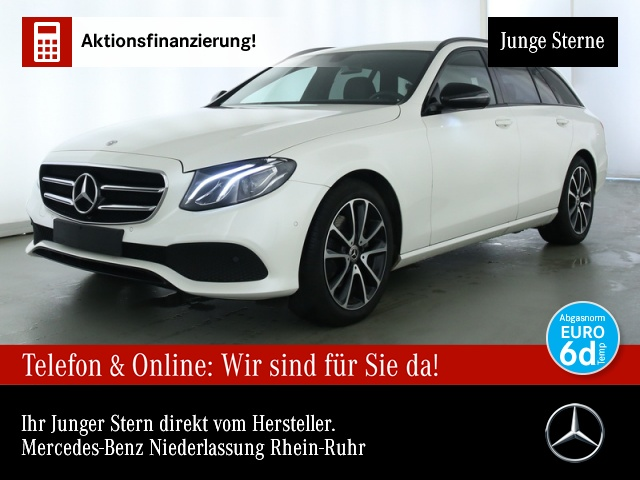 Mercedes-Benz E 200 T Avantgarde.Night.Memory.LED.SpiegelP, Jahr 2019, Benzin
