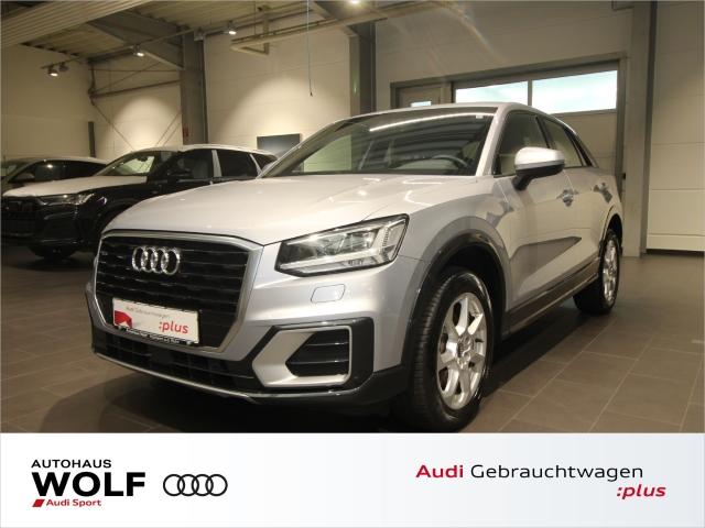 Audi Q2 1.0 TFSI ultra Design Navi LED AHK DAB, Jahr 2017, Benzin