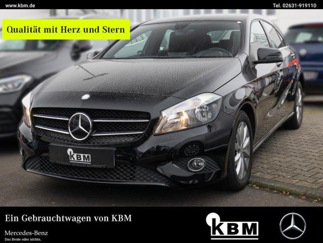 Mercedes-Benz A 180 STYLE °NAV°SHZ°KLIMA°SKP°LSP°BLUETOOTH°, Jahr 2013, Benzin