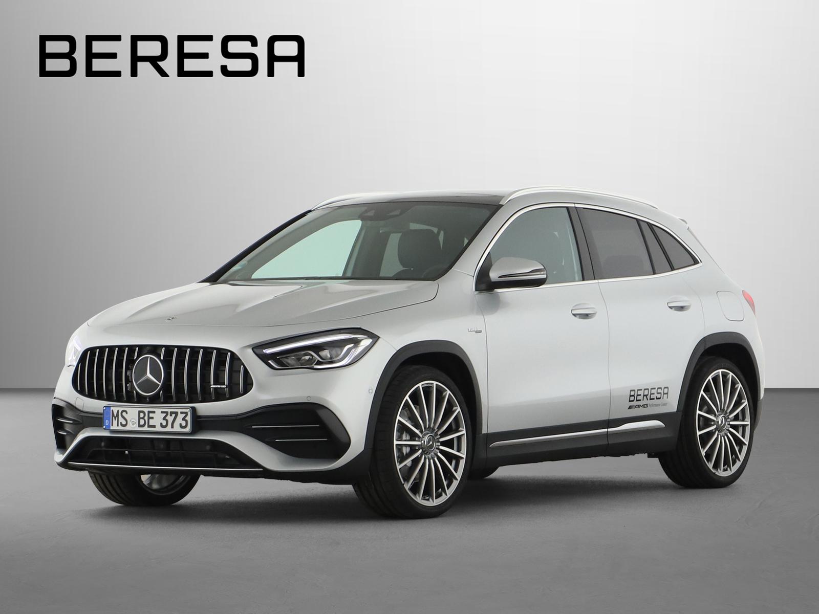 Mercedes-Benz GLA 35 AMG 4M Designo Burmester Distronic, Jahr 2021, Benzin