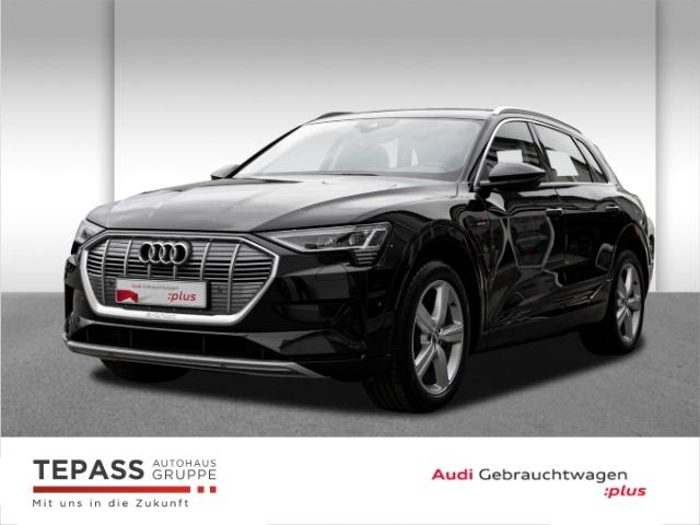 Audi e-tron 55 quattro advanced NAVI 20ZOLL MATRIX, Jahr 2019, Elektro
