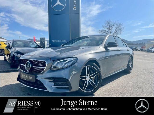 Mercedes-Benz E 53 4M+ AMG AMG Pano Wide Multi Distr Com 360°, Jahr 2020, Benzin