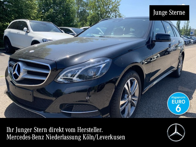 Mercedes-Benz E 300 T BT Avantgarde COMAND ILS LED AHK PTS 9G, Jahr 2016, Diesel
