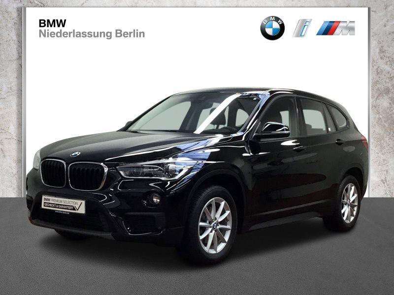 BMW X1 xDrive18d EU6 Aut. LED Navi HiFi Panoramadach, Jahr 2017, Diesel
