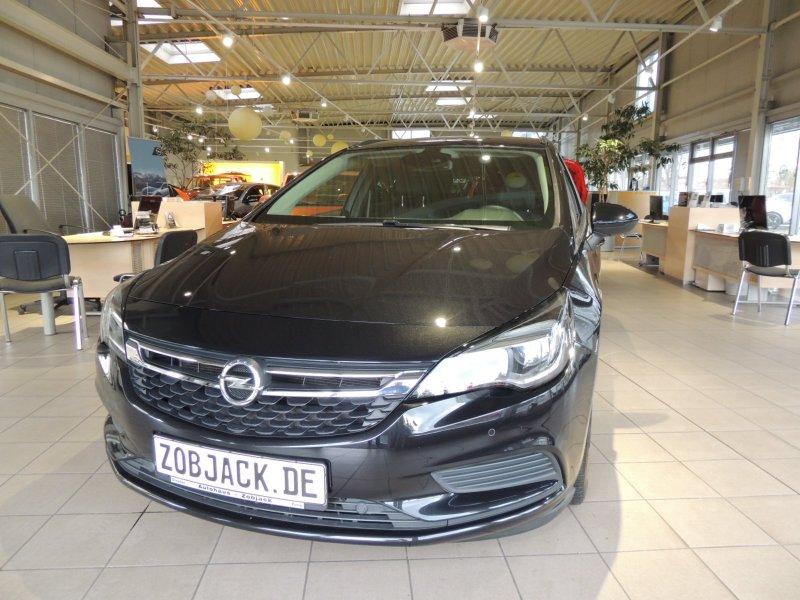 Opel Astra-K ST Edition 1.4T PDC,LHZ,SHZ, Jahr 2016, Benzin