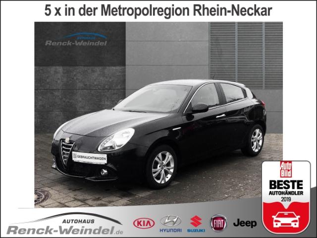 Alfa Romeo Giulietta Turismo PDCv+h LED-hinten LED-Tagfahrlicht Multif.Lenkrad NR Klimaautom, Jahr 2014, Diesel