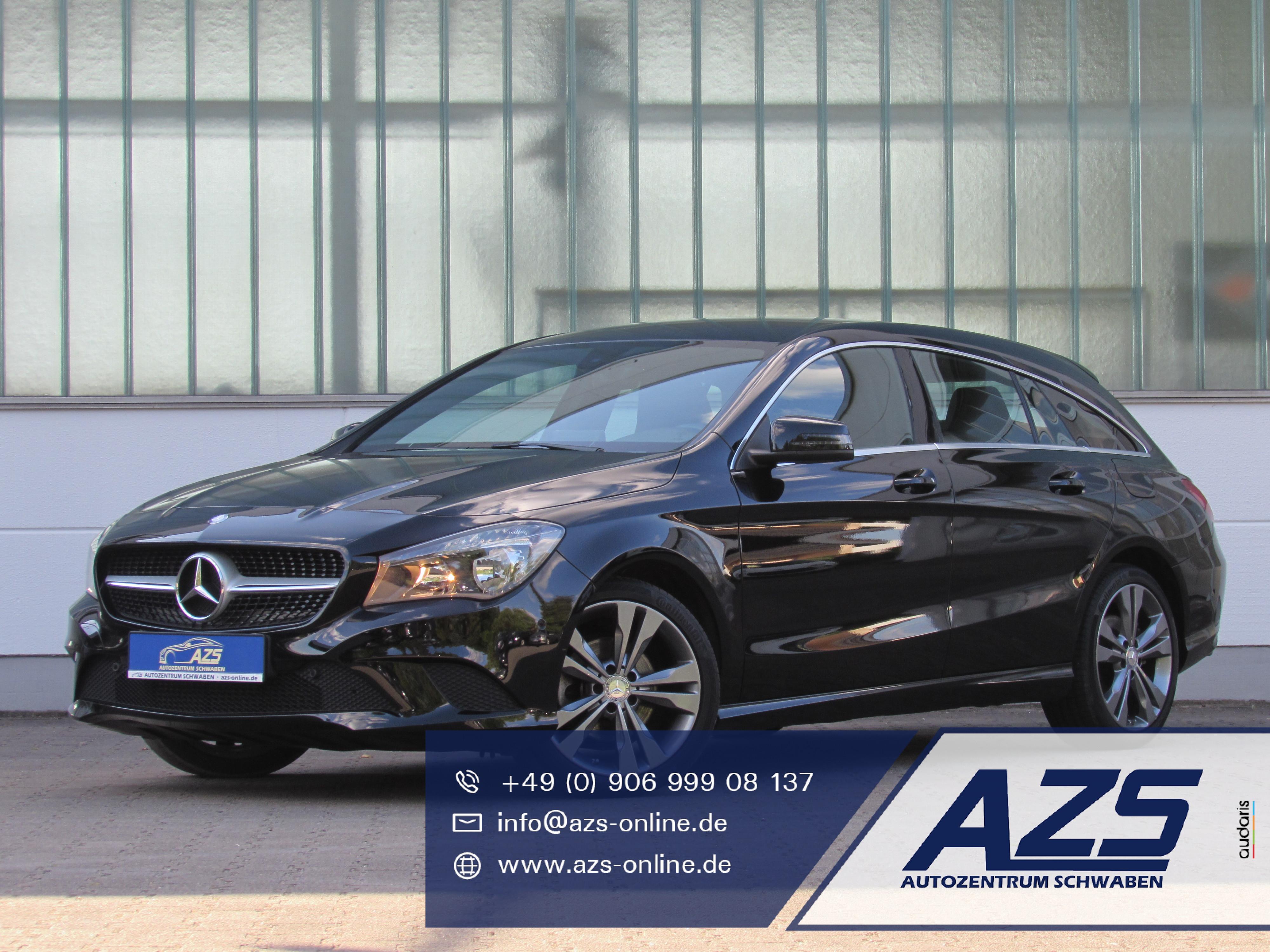 Mercedes-Benz CLA 180 | Navi | Teil-Leder | 18 Zoll | 1,99% |, Jahr 2015, Benzin