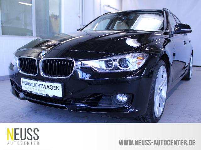 BMW 335i xDrive/SPORTAUTOM/PDC/LEDER/MEMORY/NAVI/XEN, Jahr 2014, petrol