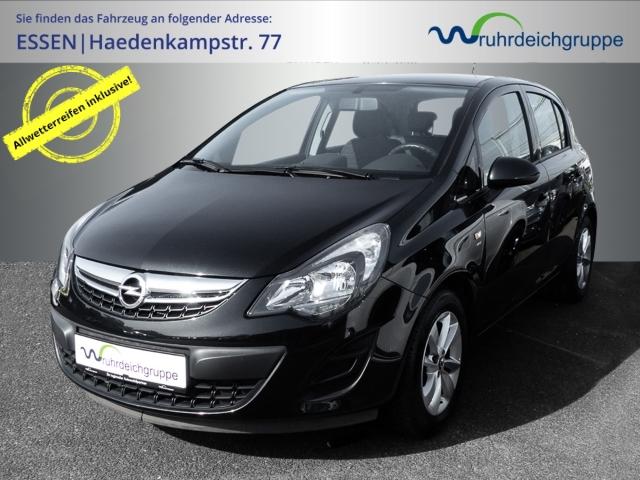 Opel Corsa D Energy 1.4 KLIMA SHZ LHZ ALLWETTER, Jahr 2014, Benzin