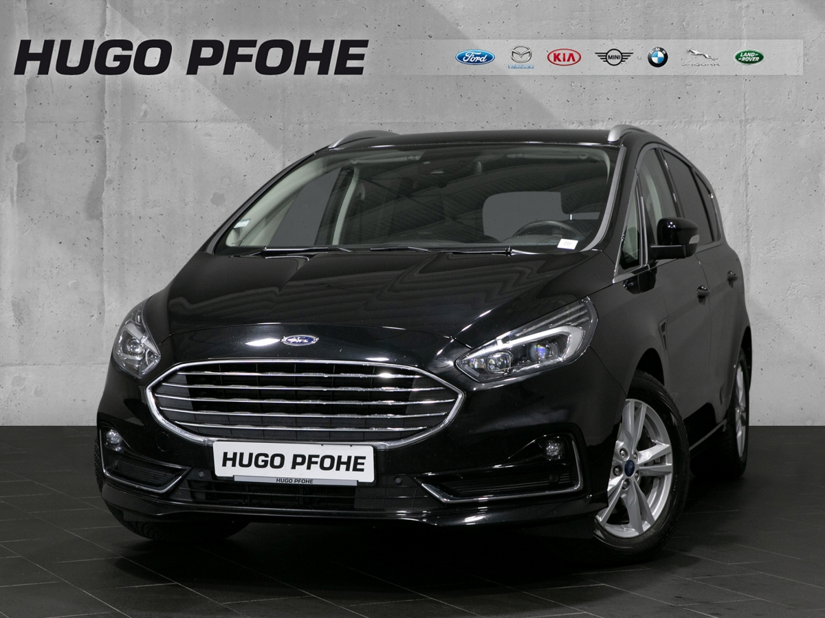 Ford S-MAX Titanium Diesel Automatik - UPE 46.140 EU, Jahr 2020, Diesel