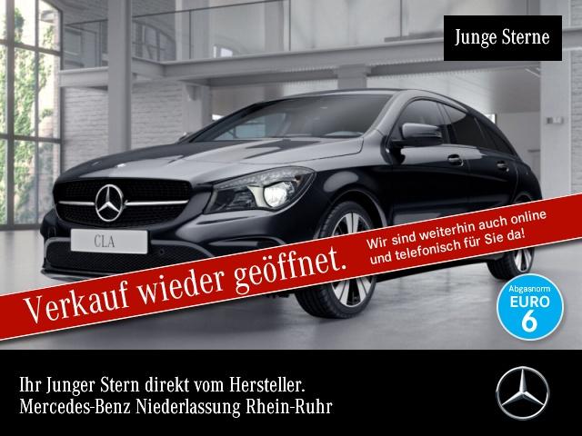 Mercedes-Benz CLA 220 d SB Urban AHK Night Kamera Navi Laderaump, Jahr 2016, Diesel