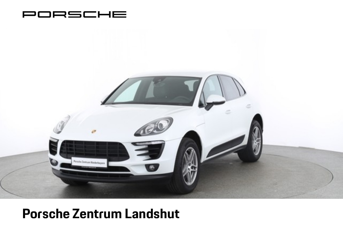 Porsche Macan S |ParkAssistent inkl. Rückfahrkamera|, Jahr 2015, Benzin