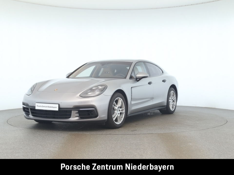 Porsche Panamera 4 |Abstandsregeltempostat|, Jahr 2017, Benzin
