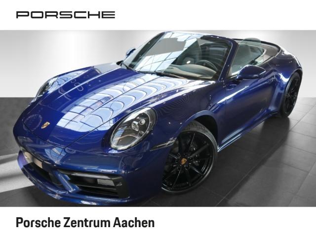 Porsche 992 911 Cabrio, verfügb 31.10.20,BOSE,SportChrono,SportabGas,SportDesign, Jahr 2020, Benzin
