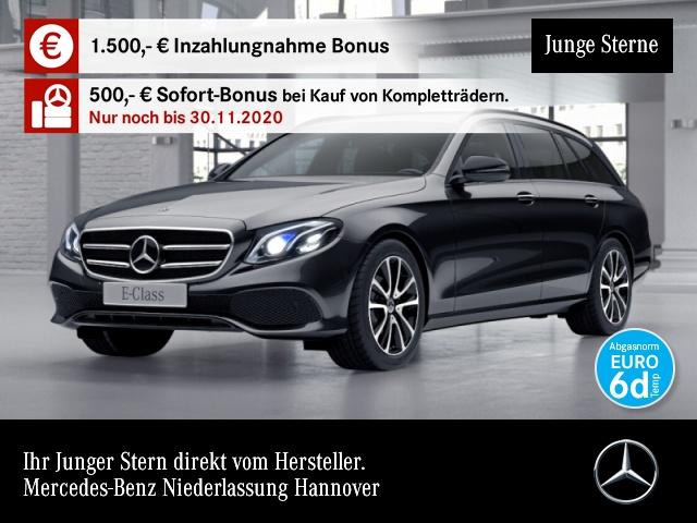 Mercedes-Benz E 220 d T Avantgarde WideScreen Multibeam Distr., Jahr 2019, Diesel