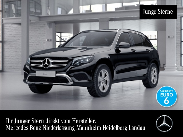 Mercedes-Benz GLC 220 d 4M Exclusive COMAND LED Kamera PTS 9G, Jahr 2017, Diesel