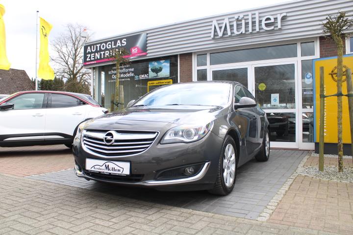 Opel Insignia 1.6 SIDI Turbo S/S Innovation AHK STANDH. KAMERA, Jahr 2013, Benzin