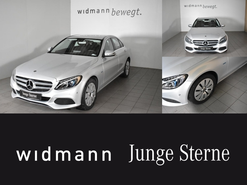 Mercedes-Benz C 350 e *Avantgarde*Comand*Spur-P.*LED*Kamera*, Jahr 2017, Hybrid