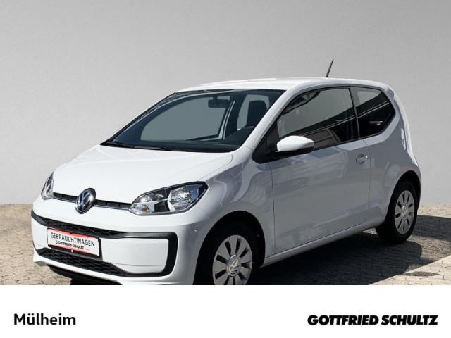 Volkswagen up! 1.0 TSI KLIMA LimS3 move, Jahr 2018, Benzin