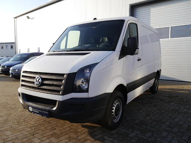 Volkswagen Crafter Transporter 2.0 TDI Kasten AHK Bluetooth, Jahr 2014, Diesel