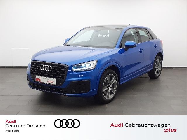 Audi Q2 1.6 TDI AHZV LED-SW ACC, Jahr 2018, Diesel